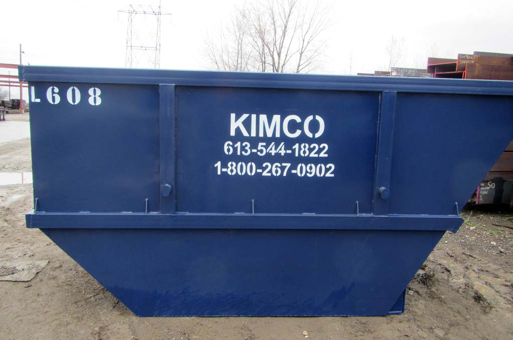 lugger container | Kimco Steel Sales
